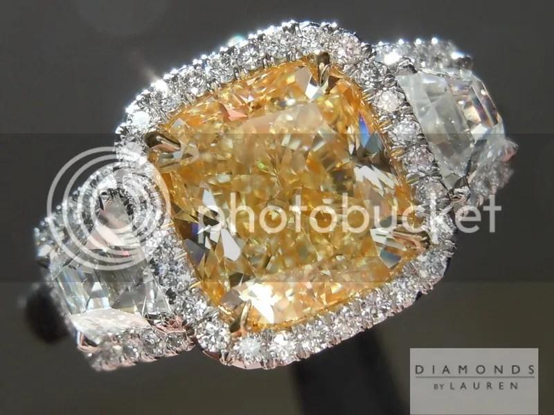 Earrings Diamond 1 Halo Ct