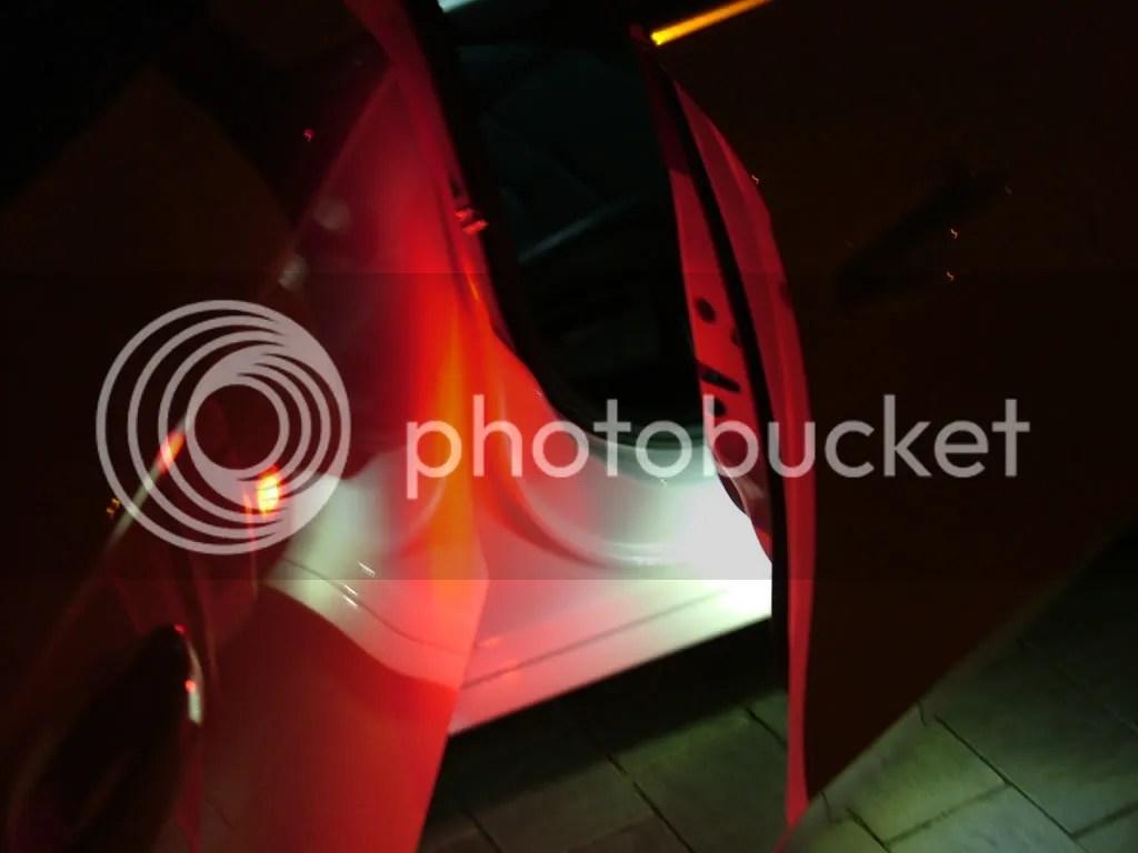 2010 Audi S4 Lights Interior