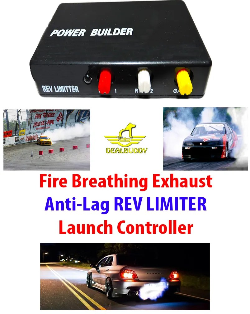 Performance Jdm Rev Limiter Launch Control Chip Fit For