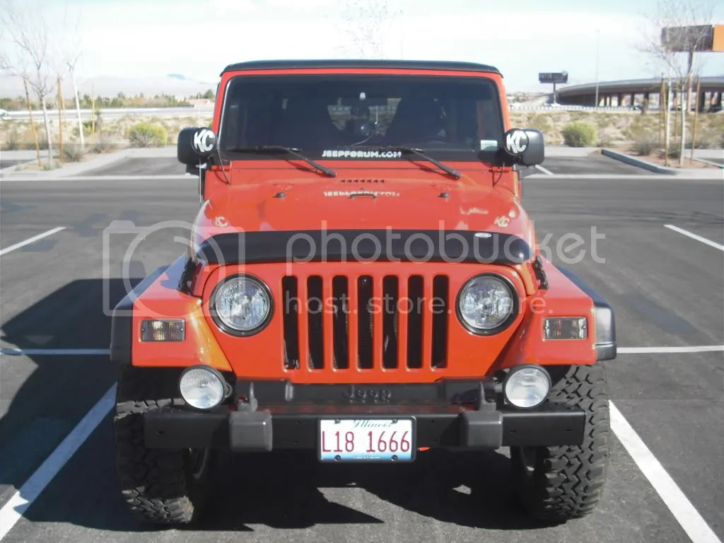 Jeep Tj Windshield Lights Wiring