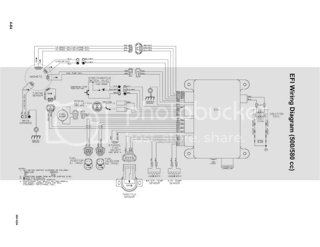 1993 arctic cat ext 580  case 580m wiring diagram