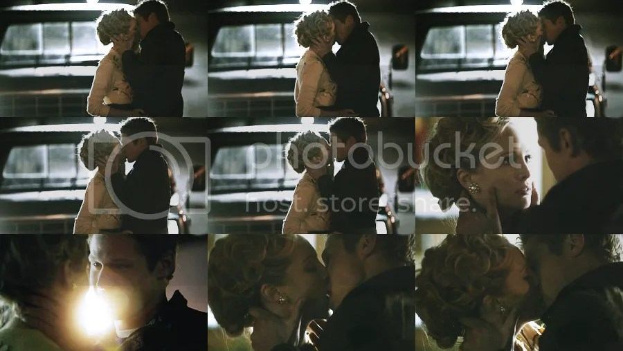 Friday Night Lights Matt And Julie First Kiss