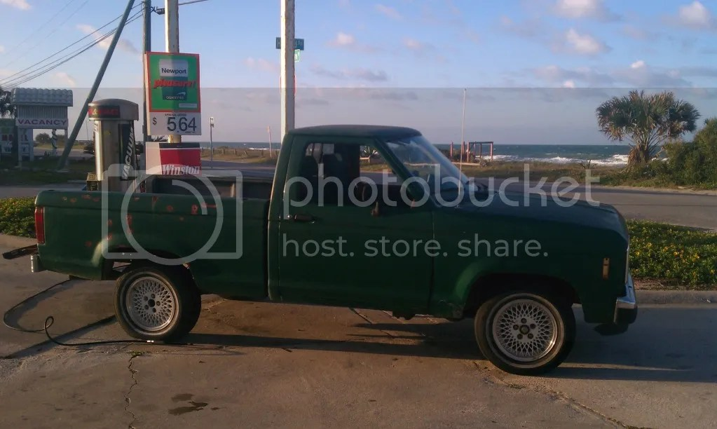 1988 Drive Ford Touch Ranger