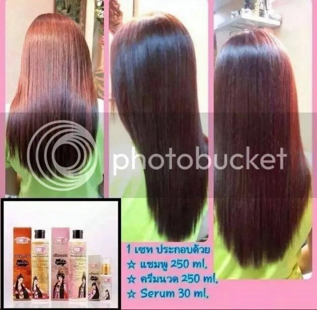 1Set Chinese Herbal Thai Natural Shampoo Condition Serum ...