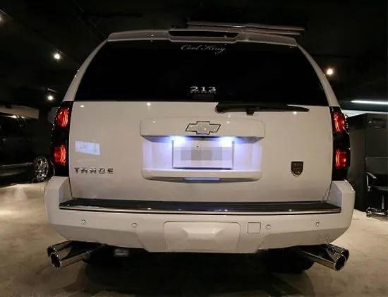 Led License Plate Lights Autozone