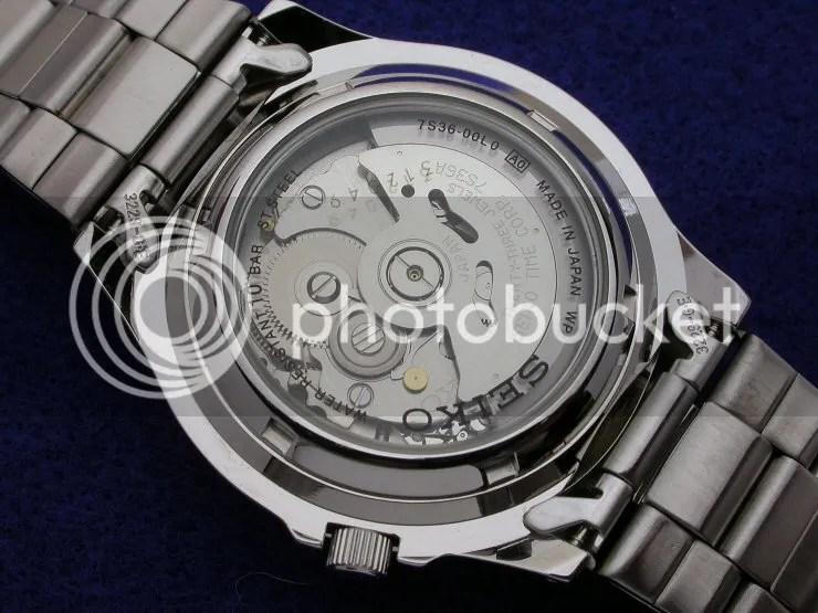 Seiko 5 Sports Automatic 23 Jewels 7s36