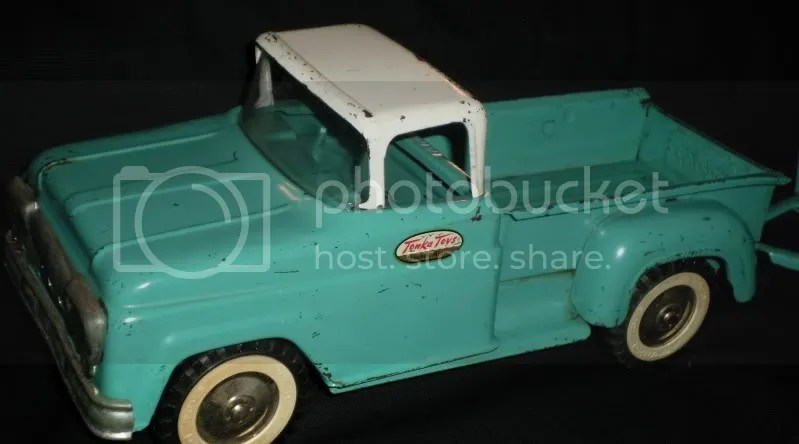 Vintage Tonka Trucks Ebay