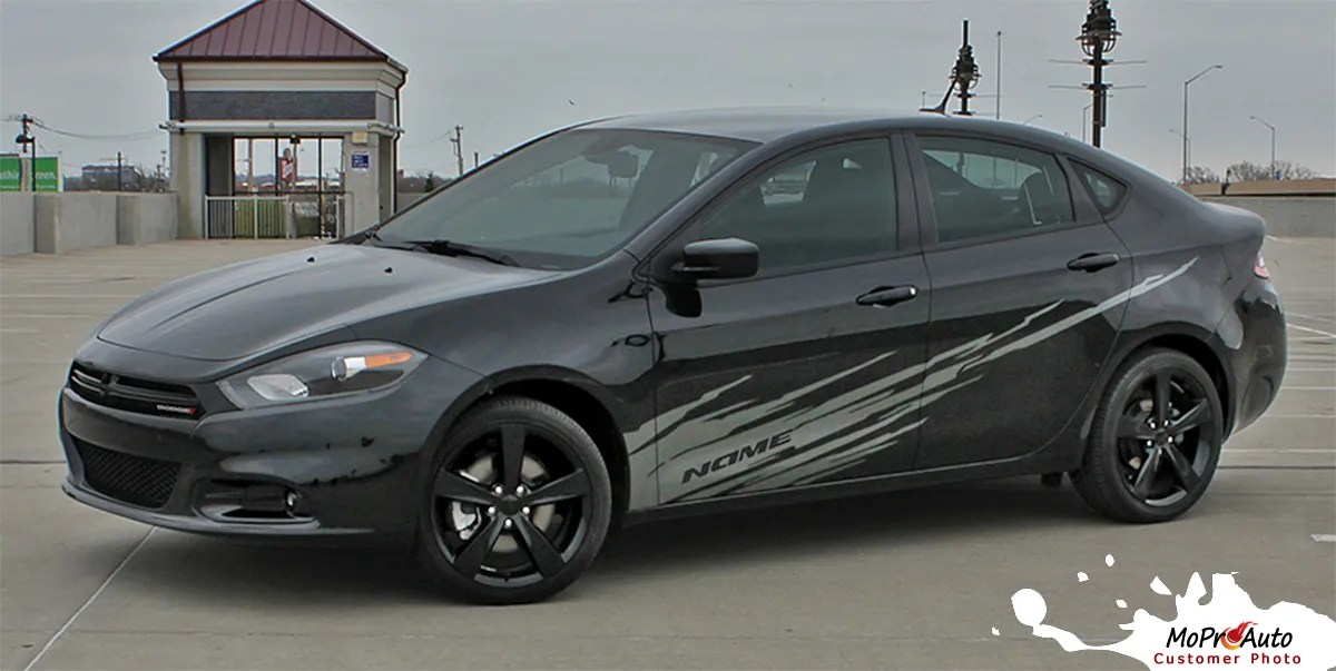 Graphics Dart Dodge