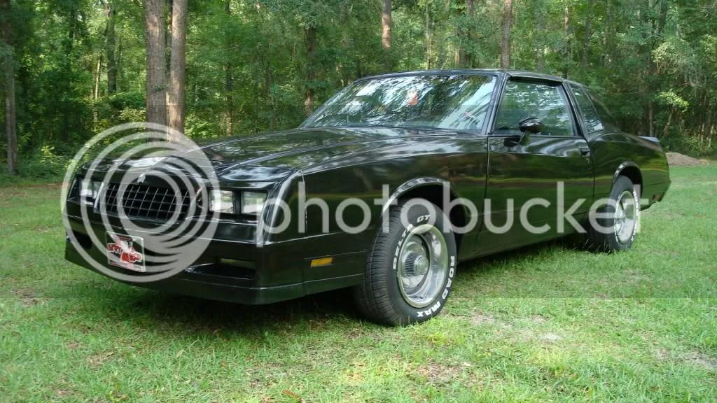 Black Monte Carlo 28s