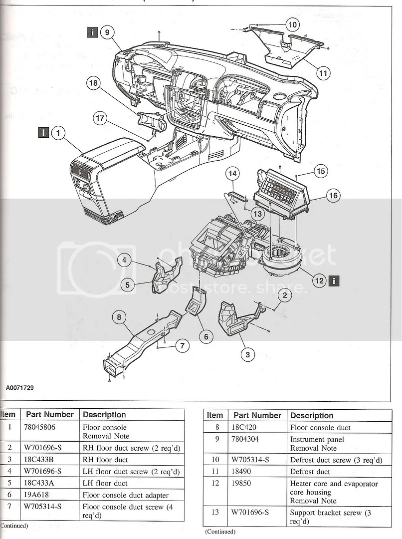 2003 Ford Focus Parts Diagram