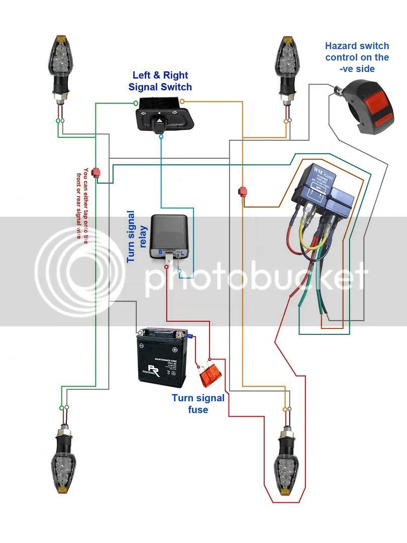 wiring diagram for hazard light switch for motorcycle free download rh xwiaw us Hazard Lights Clip Art DIY Light Switch Wiring Diagram