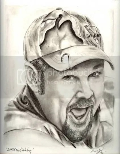 Cable Larry Guy Drawings
