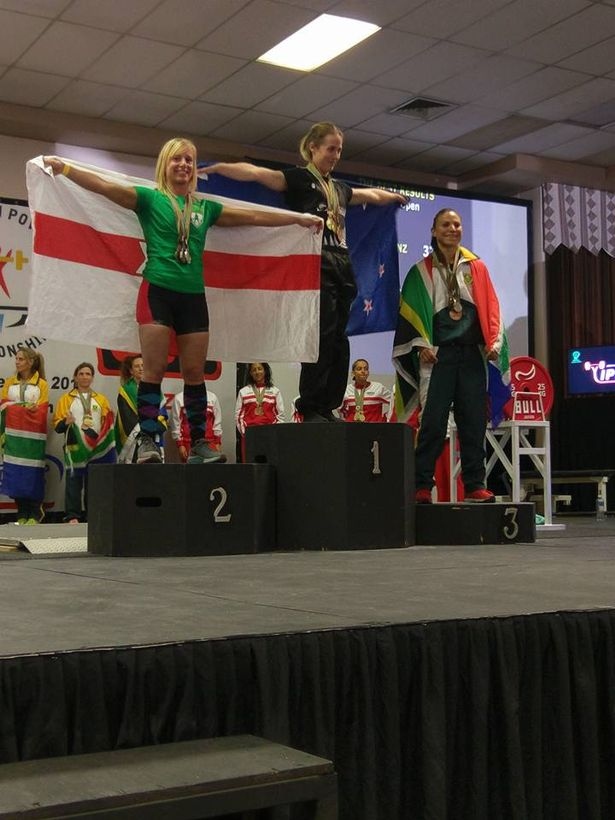 Weight Lifting Granny Helps Ni Powerlifters Smash It At