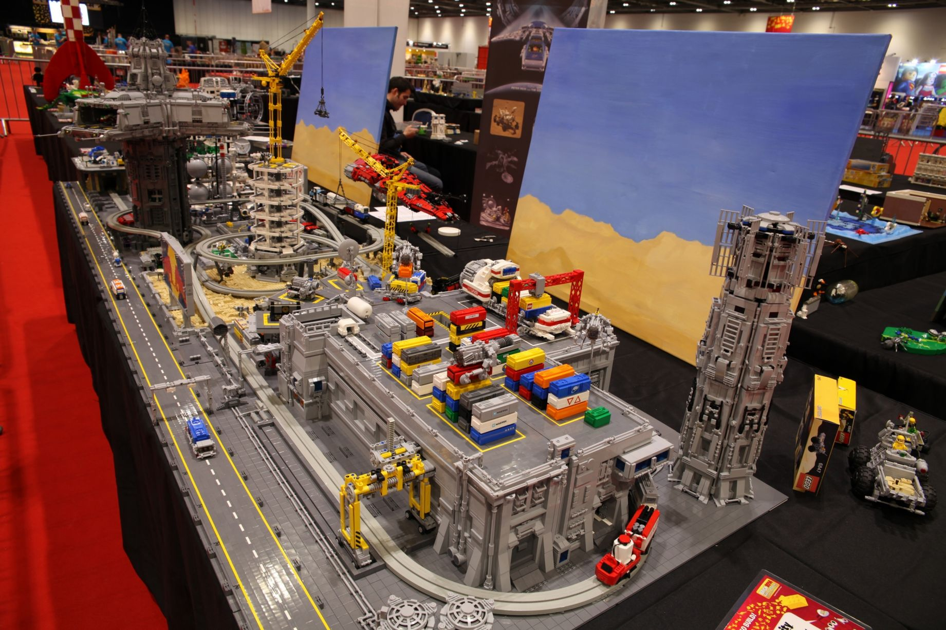 BRICK lego show coming to Birmingham NEC   Birmingham Live BRICK 2015   Built for LEGO fans event coming to Birmingham NEC in October   LEGO