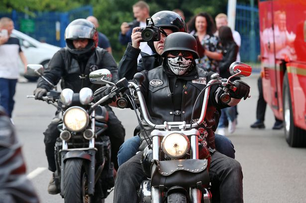 Who are The Outlaws Motorcycle Club? - Birmingham Live