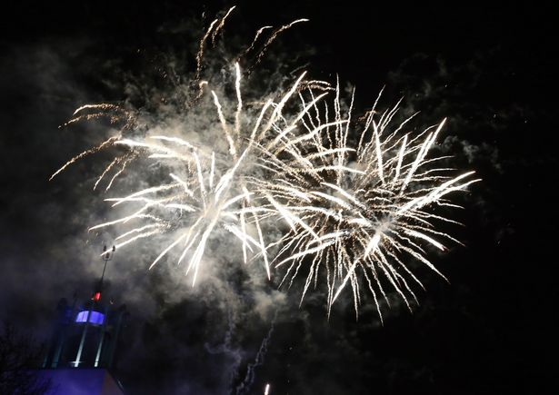 What time are New Year s Eve fireworks in Newcastle and where s the     New Year s Eve firework display in Newcastle