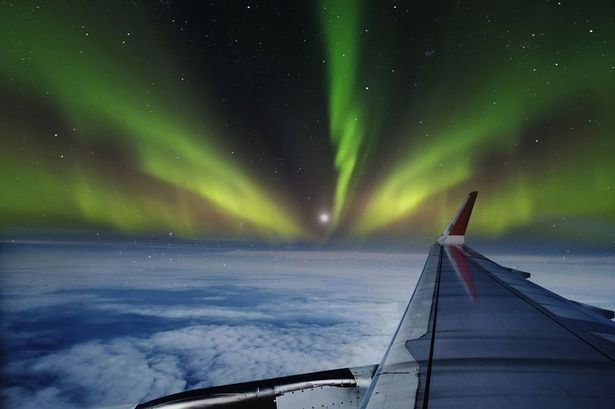 Northern Lights Flights Newcastle