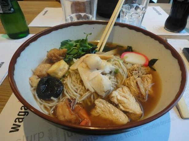 Top Ten Japanese Restaurants London