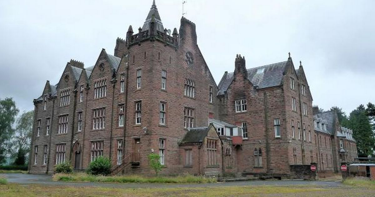 Dumfries Historic Buildings On At Risk Register Daily