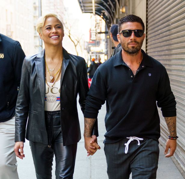 Paula Patton steps out in NY with hunky new boyfriend ...