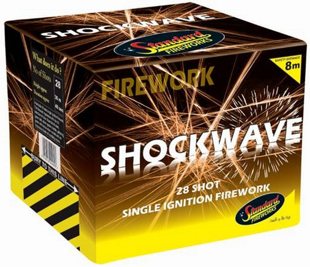 Top 10 Fireworks Sets From Supermarkets Including Tesco