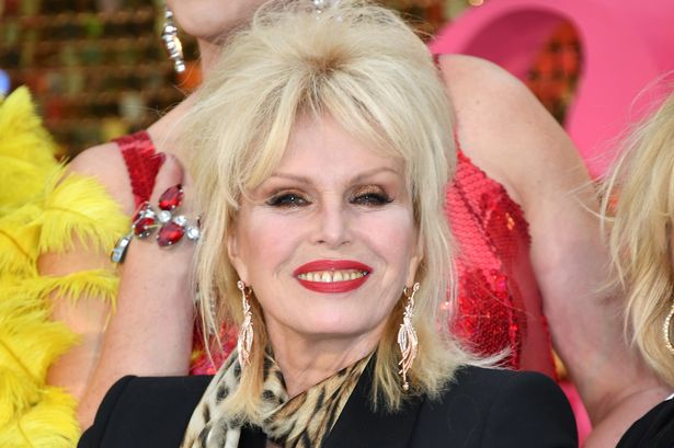 Joanna Lumley on donating her organs: 'Take what you want ...