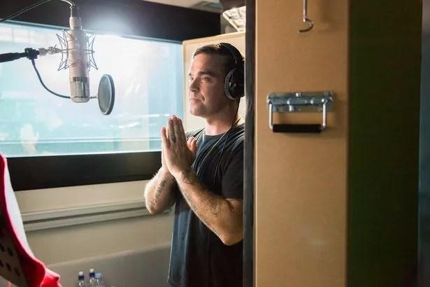Robbie Williams Record Sales