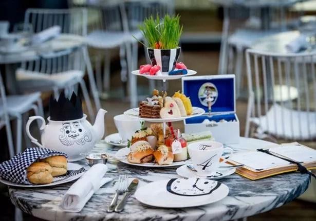 Restaurant Cafe Royal London