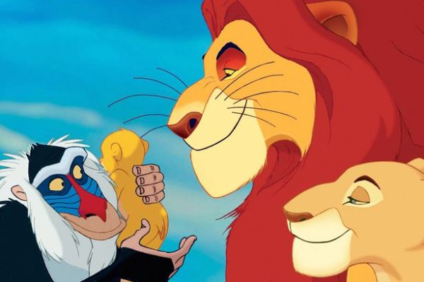 lion king battle cry # 71
