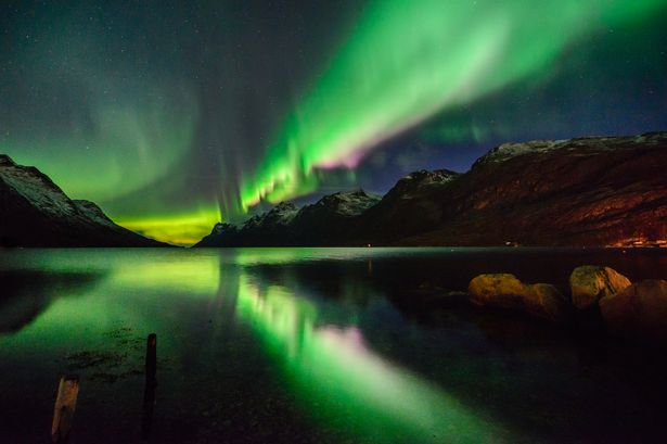 Best Place Norway See Northern Lights