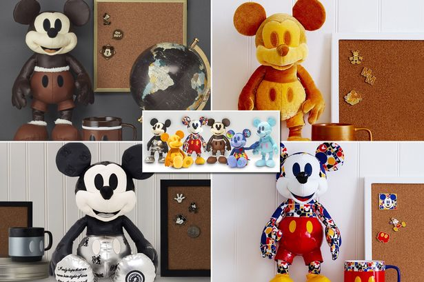 Where to buy Disney s Mickey Memories collection this April 2018 as     They re selling for loads on eBay