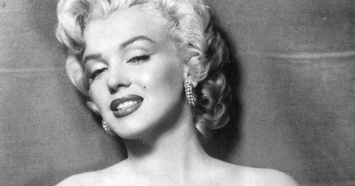 Marilyn Monroe death scene photos: Harrowing images give ...