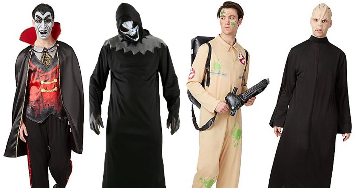 Sainsburys Halloween Costumes