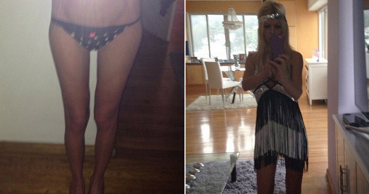 Concerns As Tara Reid Shares Disturbing Underwear Snap