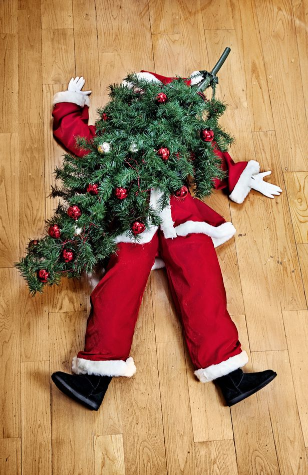 12 Health Hazards Of Christmas From Horrible Hangovers To