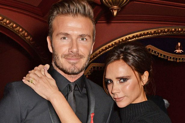 David Beckham is 'broody' and wants wife Victoria to have ...