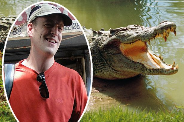 British man eaten alive by a crocodile on a river trip in ...