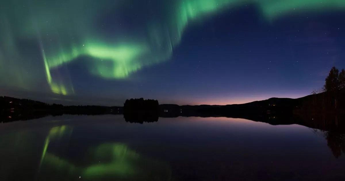 Northern Lights Alert