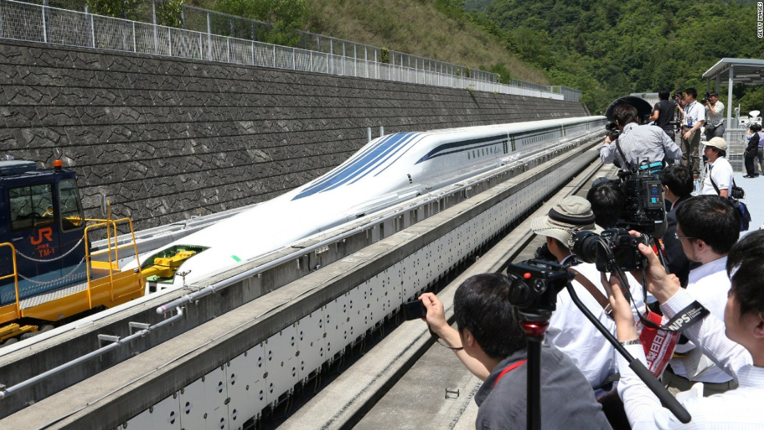 Why can't America have high-speed trains? - CNN.com