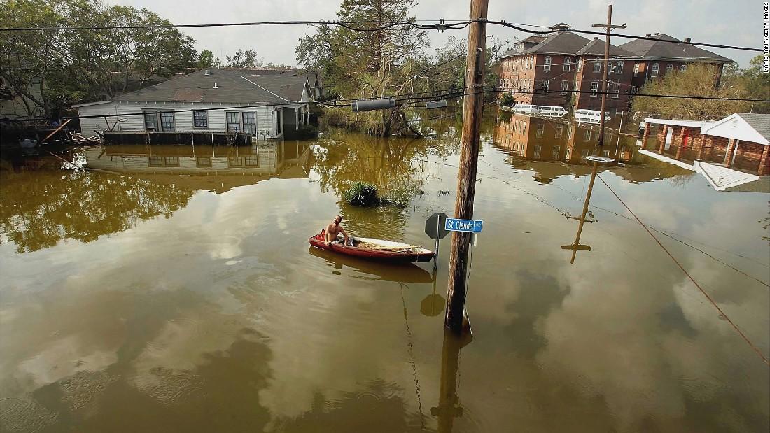 Hurricane Katrina And After