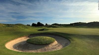 British Open: best golf courses England, Scotland, NI