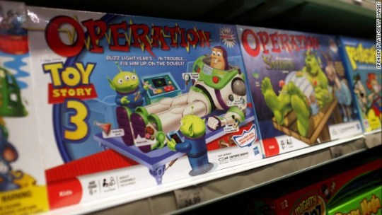 Hasbro to help  Operation  game creator John Spinello   CNN com Since its introduction in the 1960s  the original  Operation  game has  spawned many