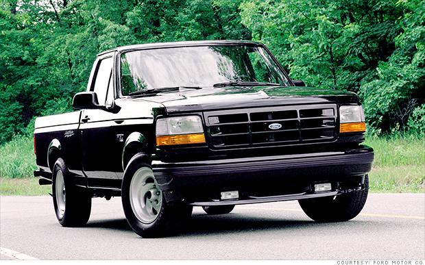 1993 Ford Lightning Truck
