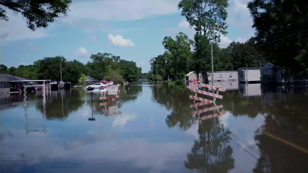 Natural Calamities Flood