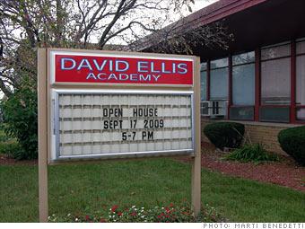 Saving Souls And A Golf Course David Ellis Academy 3