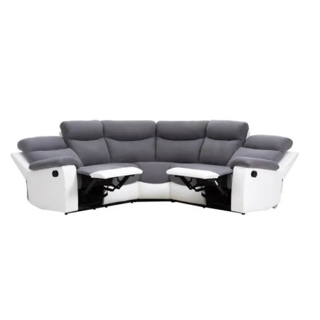 Volupte canape relaxation angle reversible 5 places   Achat   Vente     VOLUPTE Canap     de relaxation angle r    versible