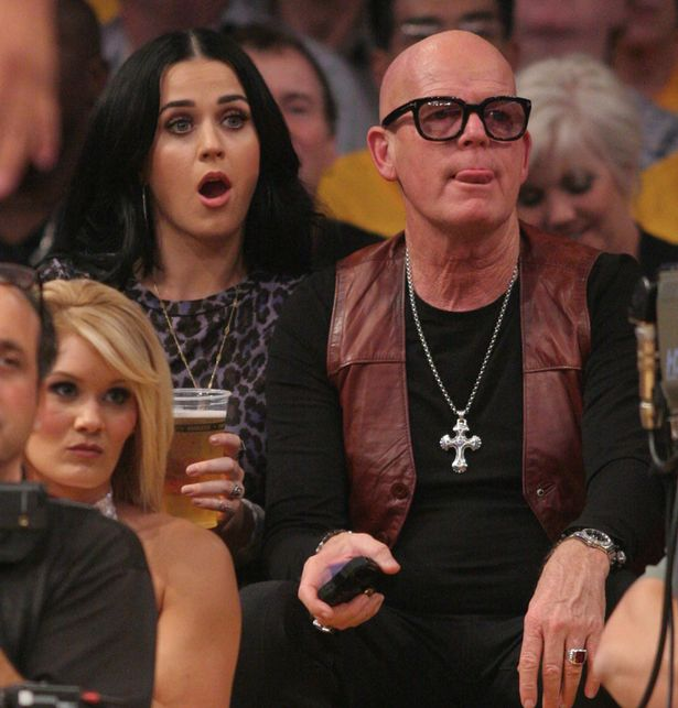 Katy Perry's Dad calls her a 'devil child' while she attends Delete Blood Cancer Party wearing ...