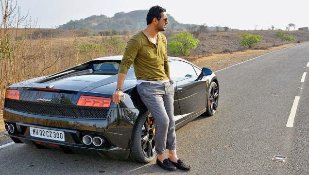 John Abraham Cars And Bike Collection 2016 List Prices