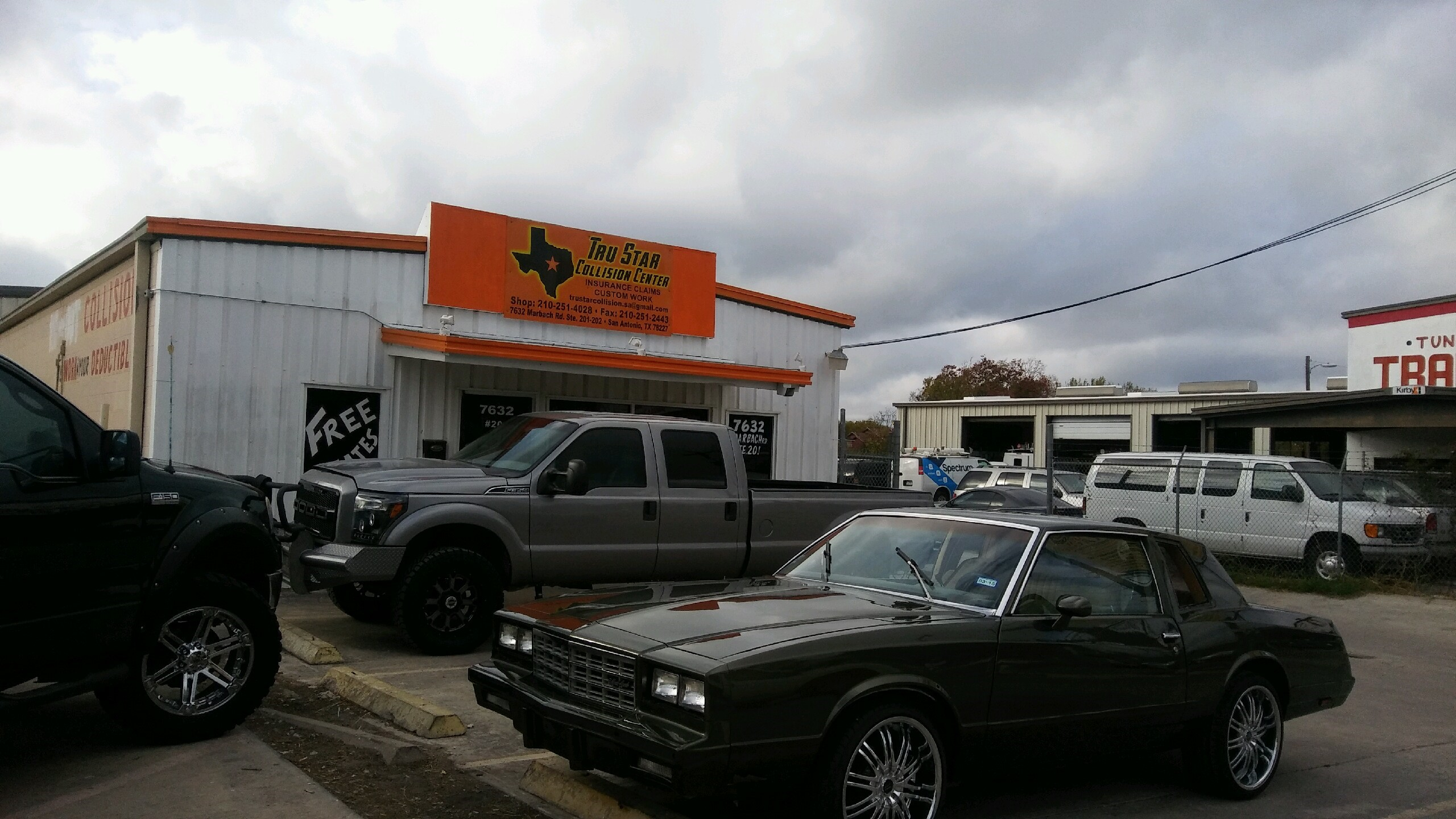 Tru Star Collision Center 7632 Marbach Rd San Antonio Tx