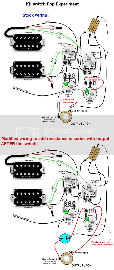 Wiring Diagram For A Guitar Kill Switch Free Download Wiring Diagram ...